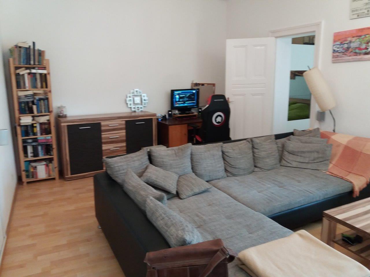 2-Raum-Wohnung Stadtmitte